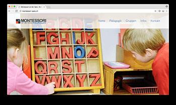 Montessori-Kinderhaus an der Aare