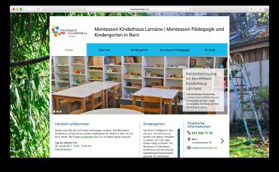 Montessori-Kinderhaus Lorraine